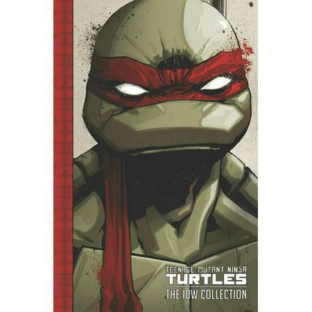 Teenage Mutant Ninja Turtles: The IDW Collection Volume 1 (Teenage Mutant Ninja Turtles Venus De Milo)