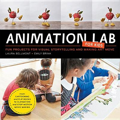 Animation Lab for Kids - eBook