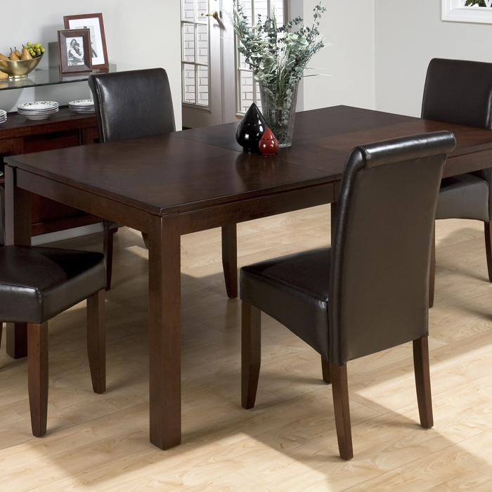 Jofran 888 73 Carlsbad Cherry Butterfly Leaf Rectangular Dining Table