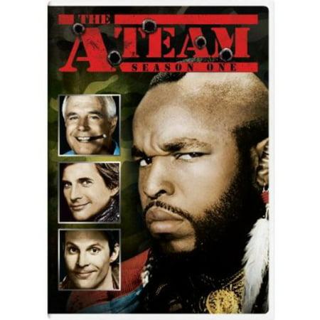A Team Season 1  Dvd Repackaged   Universal