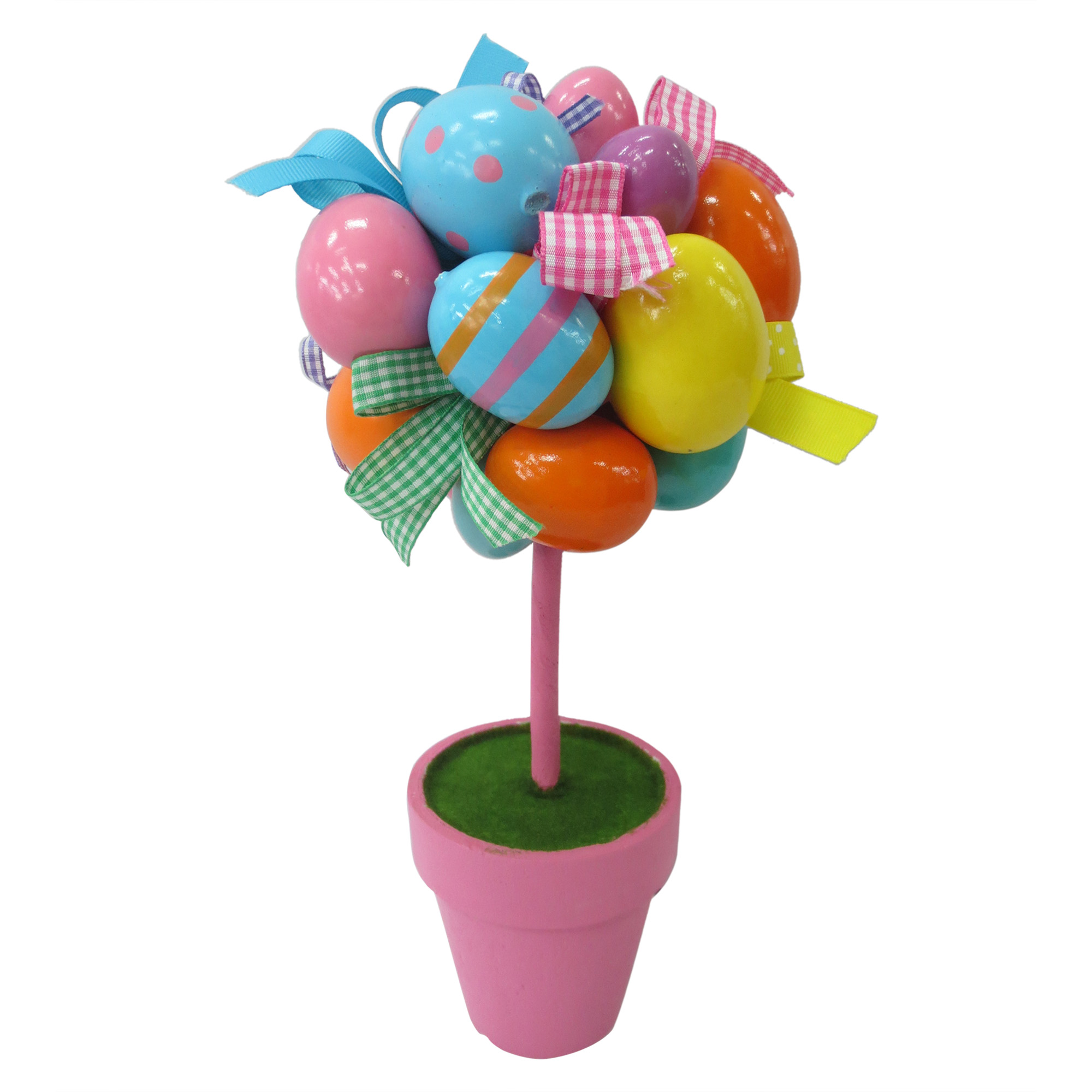 Way To Celebrate Easter Egg Topiary Decor