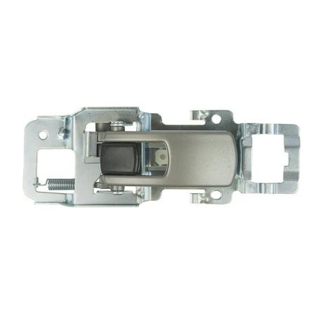 - BROCK Inside Interior Door Handle Satin Passenger Replacement for 05-09 Chevrolet Equinox 06-09 Pontiac Torrent 15926296