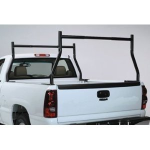 Utility Steel 2 Piece Ladder And Lumber Carrying Rack For Pickup Pick Up Truck Bed