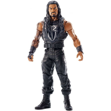 WWE Wrestling Roman Reigns RAW Action Figure Superstar Scale 6