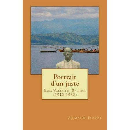 Portrait d'un juste: Baba Valentin Bashige (1913-1983) (French Edition) - image 1 de 1