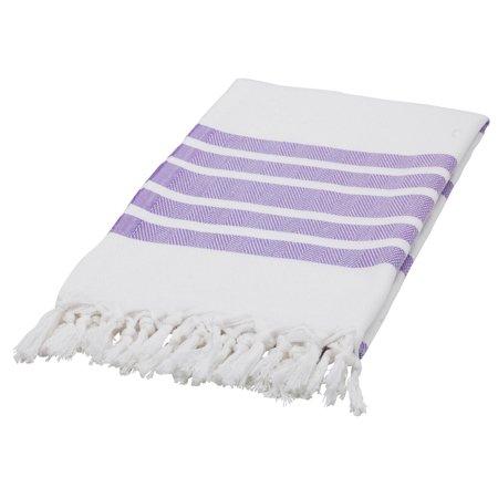 Swan Comfort Turkish Cotton Towel Resort Beach Pool Cover Up Bath Spa Sauna Gym - 67.5