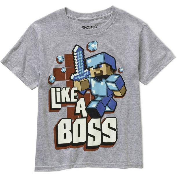 Boss Boys Graphic Tee