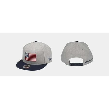 Easton Hometown Hero US Baseball Cap - Gray Navy (Easton Cap)