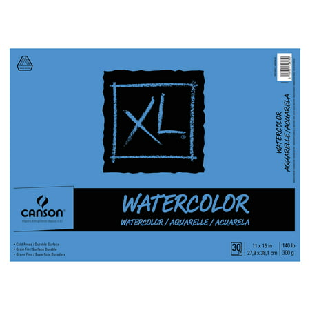 Canson XL Watercolor Art Pad, 11
