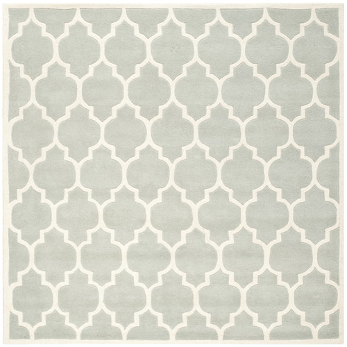Safavieh Chatham Light Blue & Ivory Moroccan Area Rug
