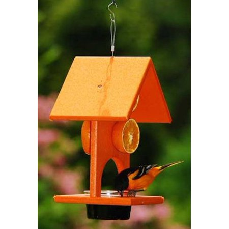 Jelly Oriole Feeder (GC - Songbird Essentials - Ultimate Oriole Fruit & Jelly Feeder )