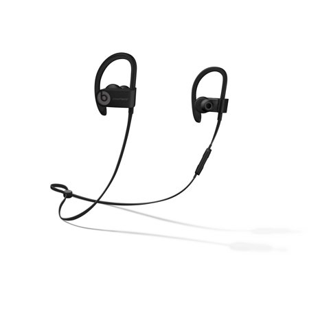 Bose Aviation Headset (Powerbeats3 Wireless Earphones - Black )