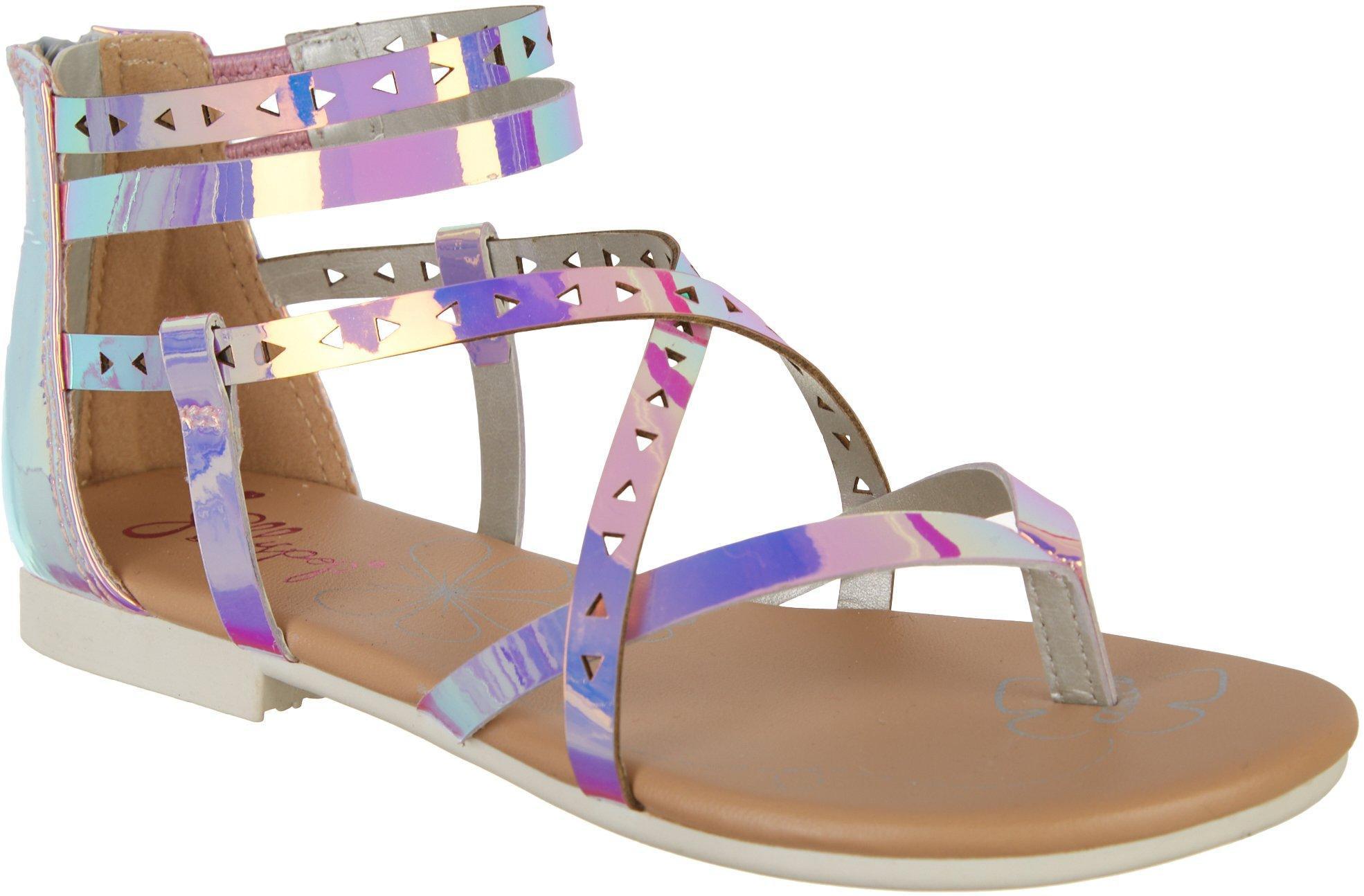 jellypop girls sandals
