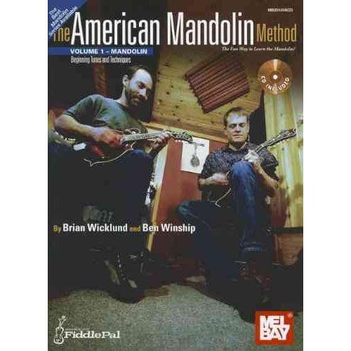 American Mandolin Method Volume 1