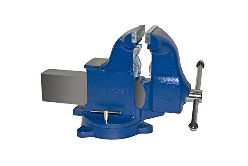 "Yost Vises 34C 6"" Combination Pipe and Bench Vise with 360-Degree Swivel Base, Made in US by Yost Vises"
