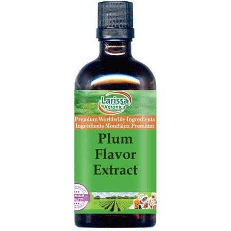 Plum Flavor Extract (Organic) (1 oz, ZIN: 527381)
