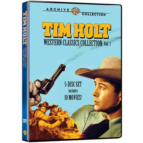 Tim Holt Western Classic Collection Vol. 1 (DVD)
