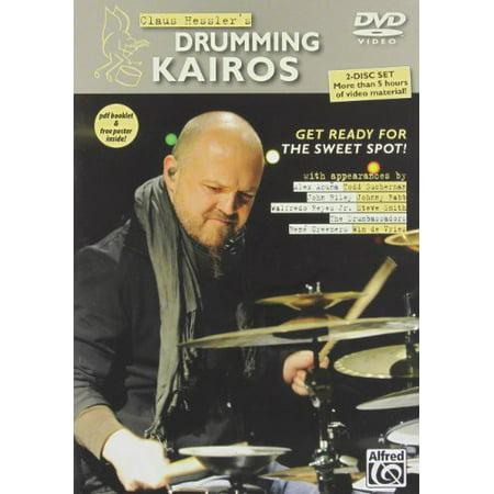 Claus Hesslers Drumming Kairos