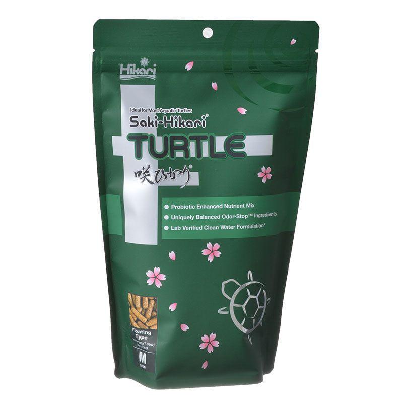 Saki-Hikari Turtle Food 7.05 oz Pack of 6 by