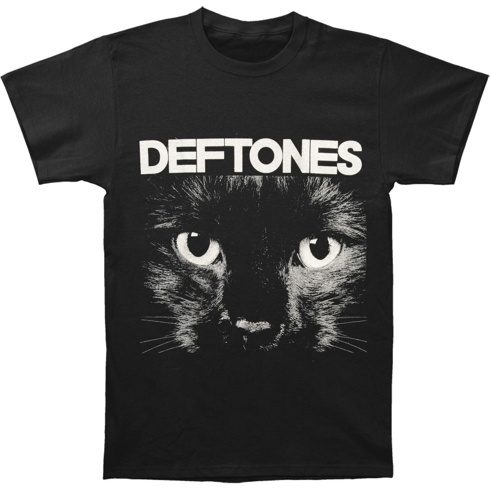Deftones Men's  Sphynx T-shirt Black
