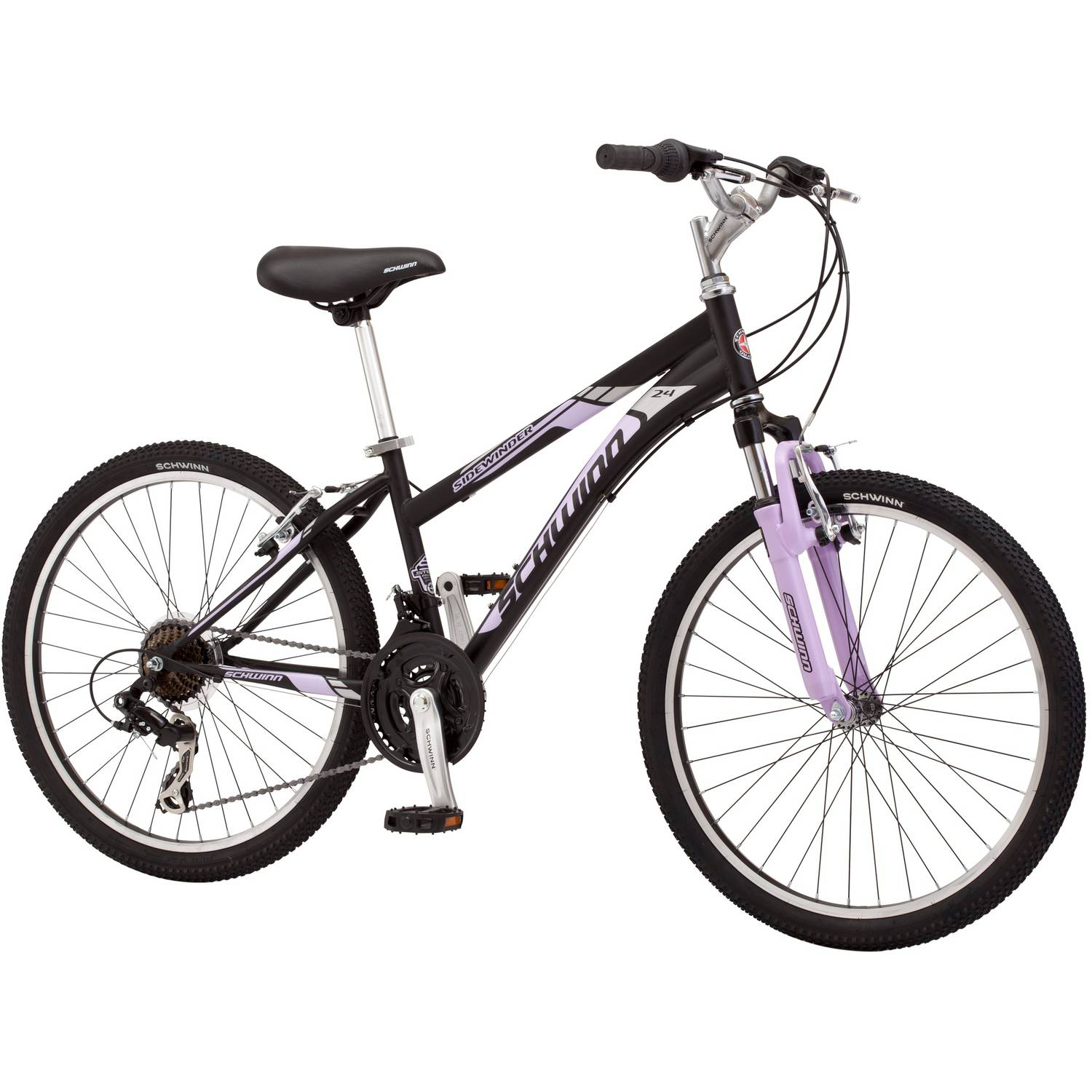Schwinn Sidewinder Girl's Mountain Bike, 24