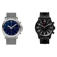 Deals on George Dress & Casual Analog Quartz Watch Set
