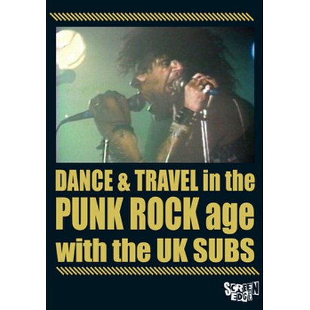 UK Subs: Dance & Travel In The Punk Rock Age (DVD)