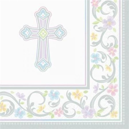 Blessed Day Beverage Napkin (36 Count) - Blessed Day