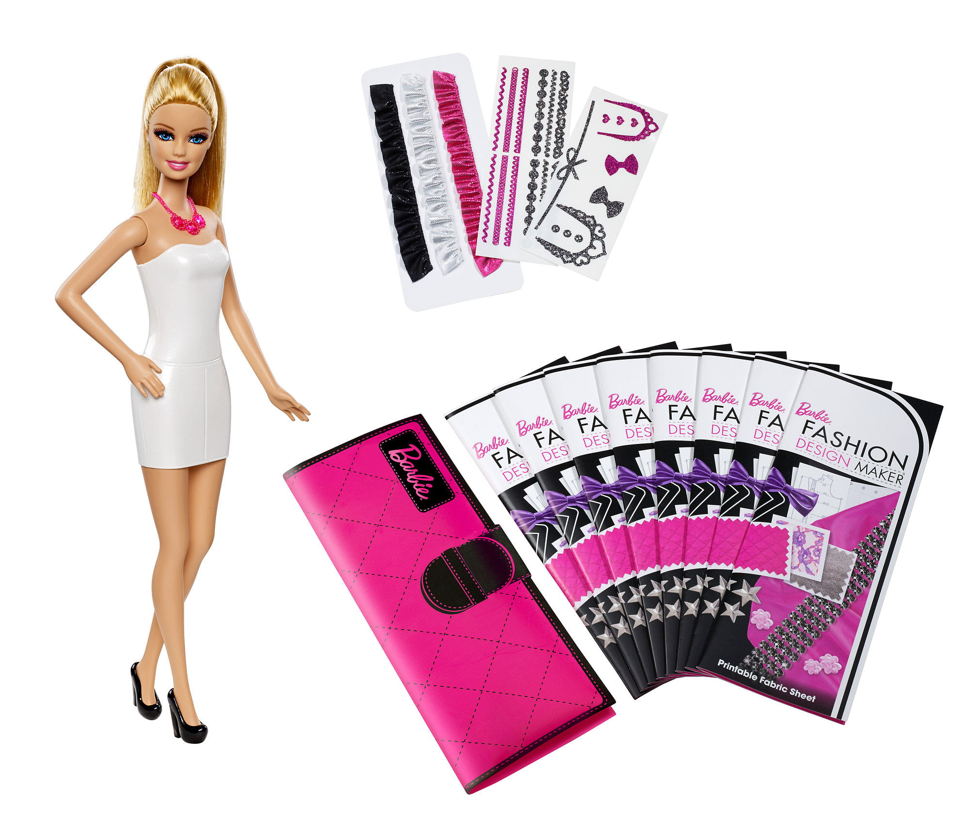 Barbie Fashion Design Maker Doll Walmart Com Walmart Com