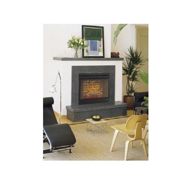 Lennox Hearth H3427 33 Inch Merit Plus Electric Fireplace