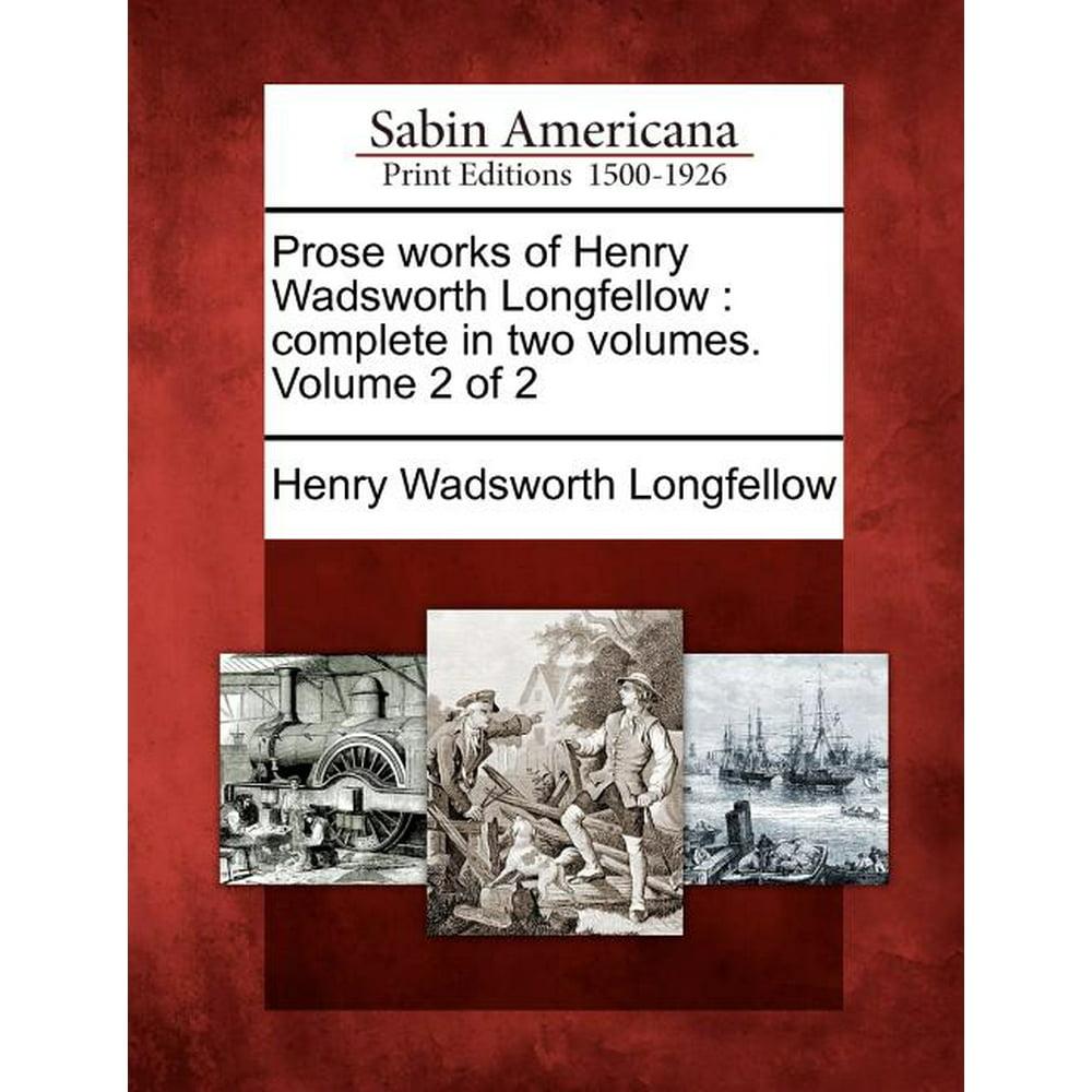 Henry W. Longfellow Poem 1849. - RareNewspapers.com
