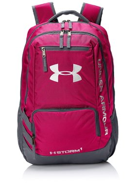 Product Image Under Armour Hustle II Storm Laptop Backpack Pink c538fe7249ce2