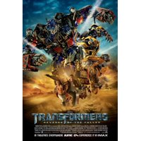 "Transformers 2: Revenge of the Fallen - movie POSTER (UK Style D) (11"" x 17"") (2009)"
