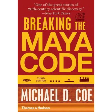 Breaking the Maya Code (Third Edition) - eBook (Anda Curso Intermedio 3rd Edition Access Code)