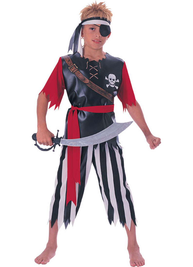 Child Pirate King Costume Rubies 881040 by Rubies