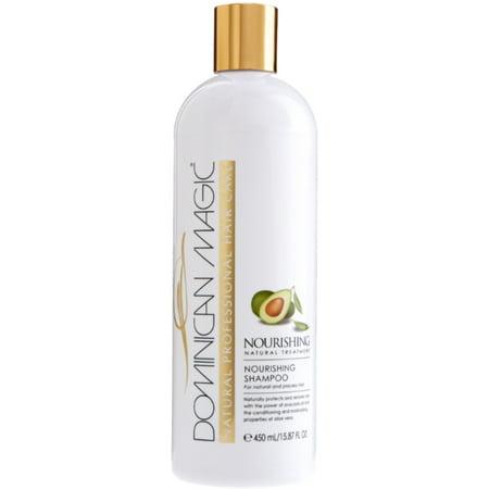 3 Pack - Dominican Magic, Nourishing Shampoo 15.8 oz