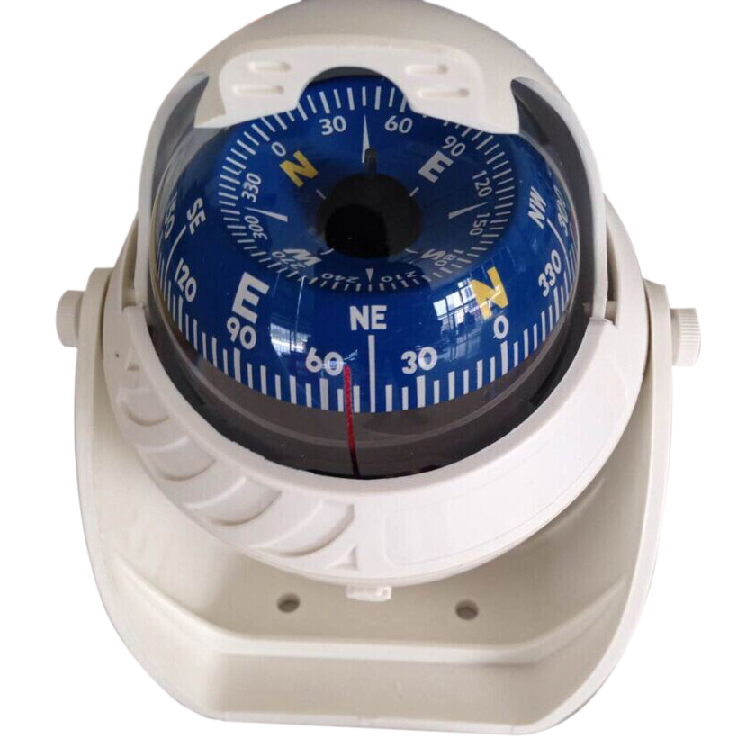 THZY Big K LED ball compass Boat compass Marine Compass Compass Compass Navigation white by THZY