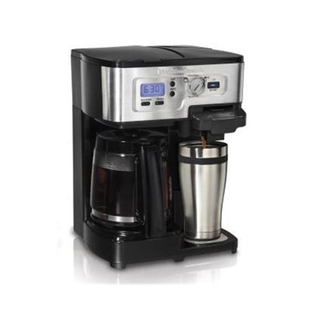 Hamilton Beach Coffee Maker  Way Flexbrew Reviews
