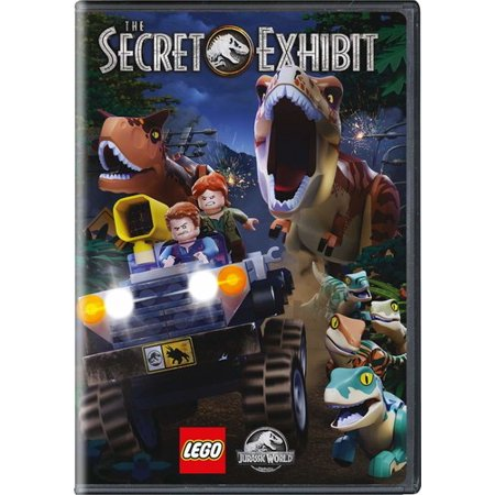 The Jurassic World (LEGO Jurassic World: The Secret Exhibit)
