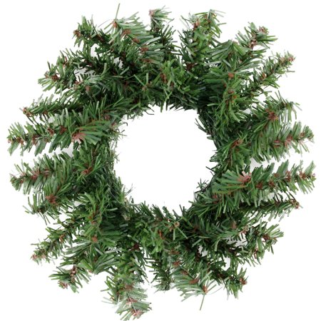 "Northlight 5"" Unlit Mini Pine Artificial Christmas Wreath"