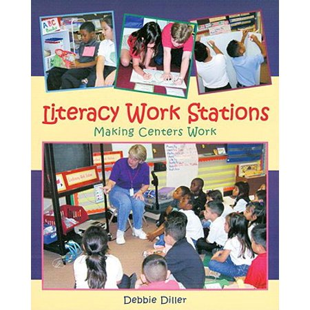 Instant Literacy Center (Literacy Work Stations : Making Centers Work)