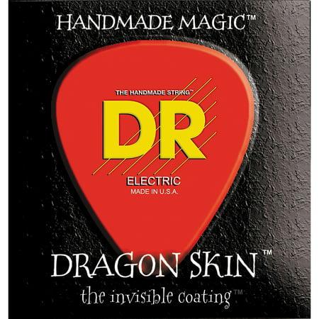 DR Strings DSB-40 Dragon Skin Coated Light 4-String Bass Strings Dragon Skin Coated Light