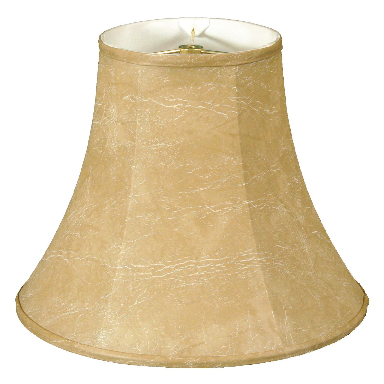 "Royal Designs 10"" True Bell Lamp Shade Mouton"