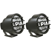 PIAA 05362 PIAA LP530 Series 3-5 Inchs LED Driving Lamp Kit w/ Brackets 2014 plus Toyota Tundra