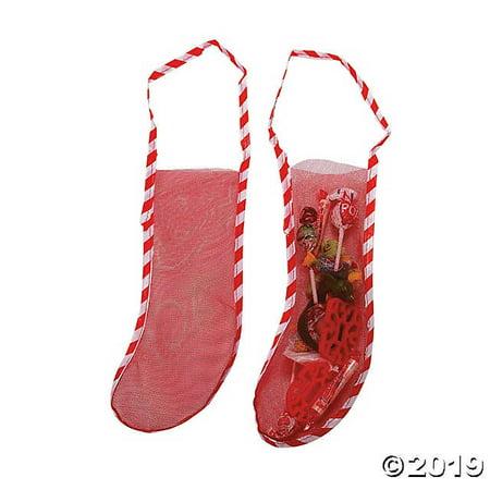 Mesh Christmas Stockings