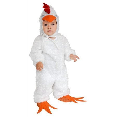 Charades Costumes 34201 Chicken Infant Costume Size New Born for $<!---->