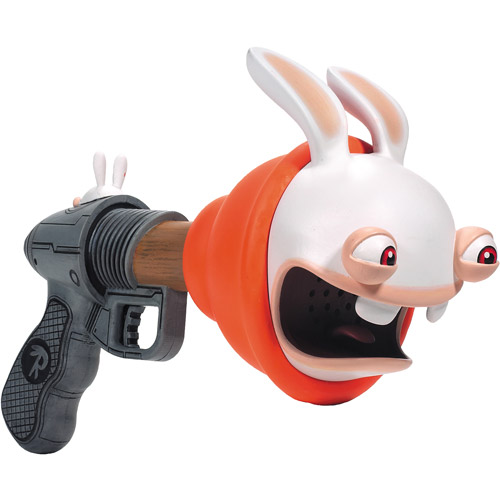 Nickelodeon Rabbids Invasion Plunger Sound Blaster