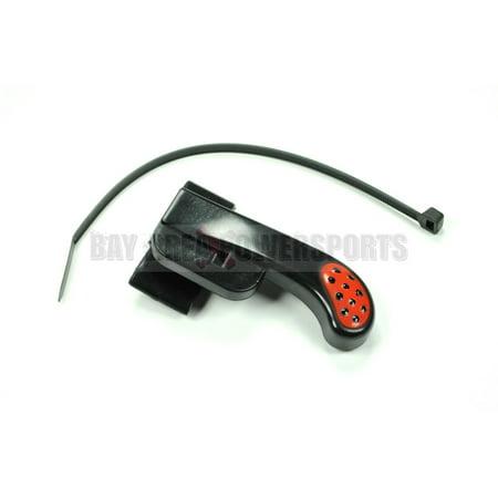 Thumb Throttle Cable (Atv Universal Thumb Throttle Extender Assistant Honda Yamaha Suzuki Polaris )