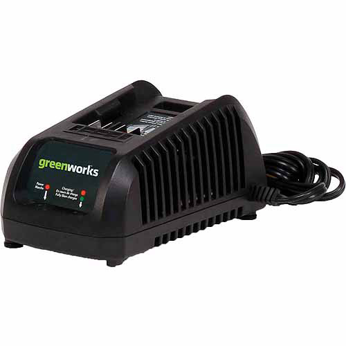 GreenWorks Compact 20-Volt Battery Charger