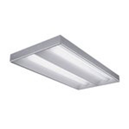 Lithonia Lighting Recessed Troffer, T5, 2 x 4', 2-Lamp, 28W, - T5 High Bay Lighting